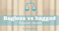 bagless vs bag vacuum