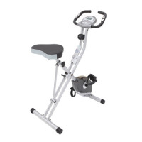 Exerpeutic-Folding-Magnetic-Upright-Bike-logo