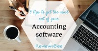 get the most out of your accounting software